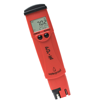 PHP Temp Tester Red